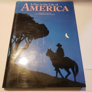 A day in the life of America coffee table book